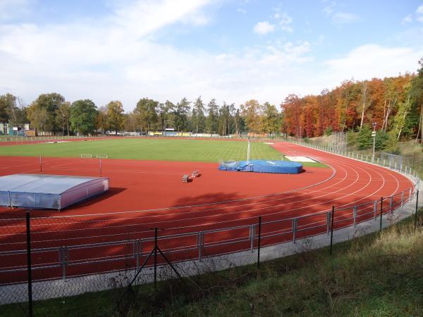 Atletický stadion Mirka Tučka | FOTO: Martin Prokop