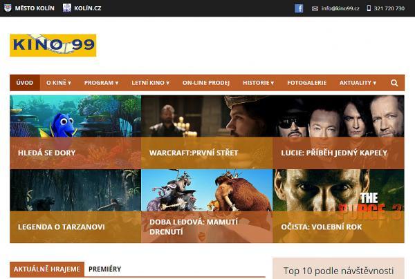 FOTO: web www.kino99.cz
