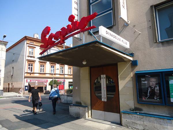 Divadelní klub Scapino   FOTO: Martin Prokop