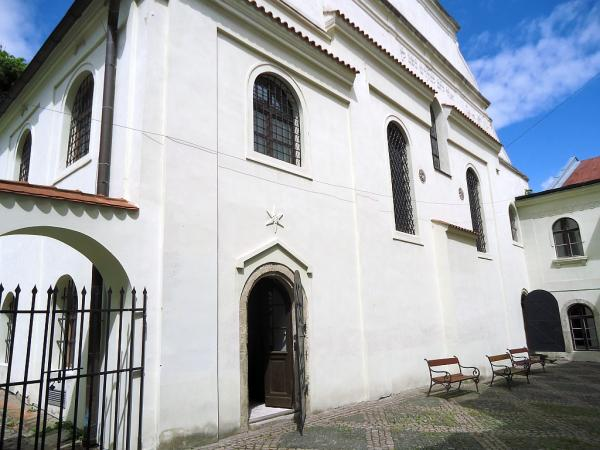 Kolínský Synagoga | FOTO: Martin Prokop