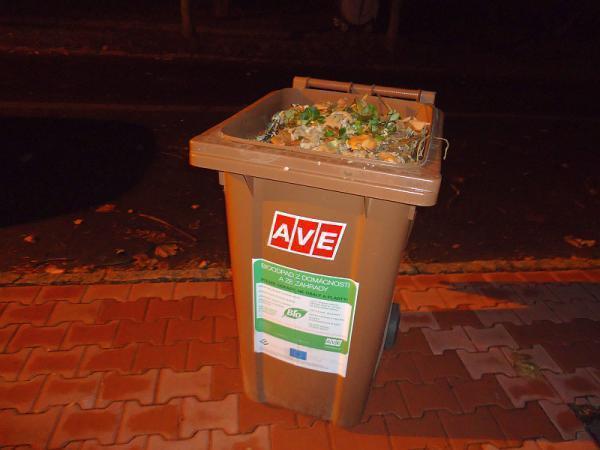 Nádoba na bioodpad | FOTO: Martin Prokop