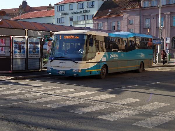 Ilustrační foto městská autobusová doprava | FOTO: Martin Prokop