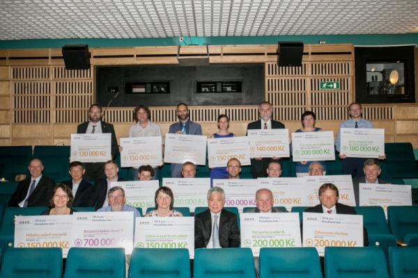 Slavnostní předávání grantových podpor z Programu TPCA pro Kolínsko se konalo v Kině 99 | FOTO: TPCA