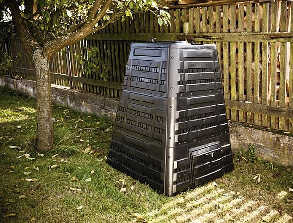 Bude takový kompostér stát i na vaší zahrádce? | FOTO: MěÚ Kolín