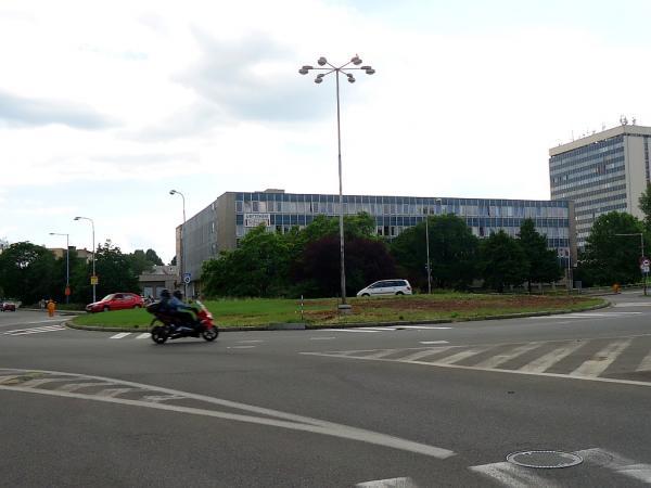 Kruhák U Jednoty čeká revitalizace | FOTO: Martin Prokop