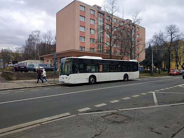 Autobusy OAD budou čištěny ozonem