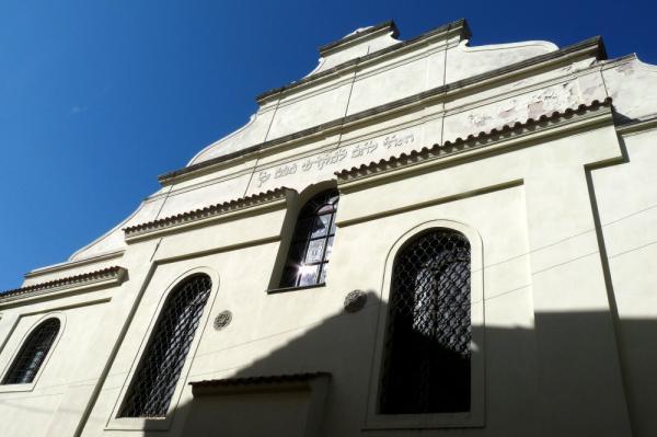 Synagoga Kolín | FOTO: Tomáš Koleszár