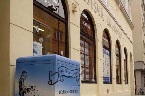 Městská knihovna Kolín   FOTO: Tomáš Koleszár