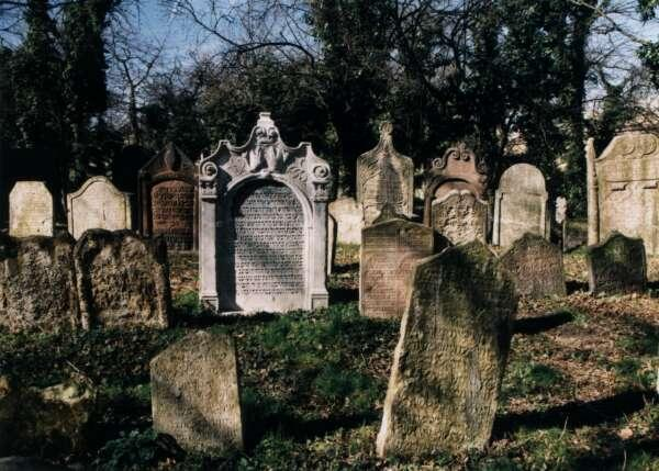 Starý židovský hřbitov Kolíně | FOTO: Petr Hejcman