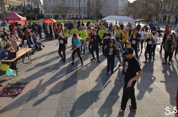 Zahájení majálesového měsíce na Masarykově náměstí | FOTO: facebook Majáles Ostrava